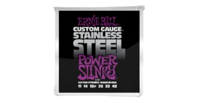 2245 Ernie Ball Stainless Steel Power Slinky .011 - .048