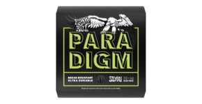 2021 ERNIE BALL PARADIGM REGULAR SLINKY .010-.046 ELECTRIC GUITAR STRINGS