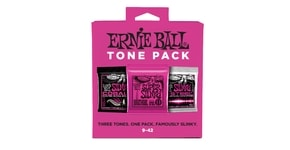 3333 Ernie Ball Super Slinky Electric Strings 3-pack(Slinky, Cobalt, M-Steel) .009-.042