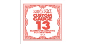 1013 .013 Electric Plain Single String
