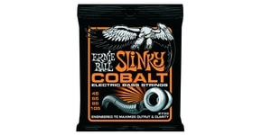 2733 Ernie Ball Hybrid Cobalt Bass Strings .045 - .105