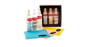 Kyser Care Kit - String, Instrument a Fretboard Cleaner -KCPK1
