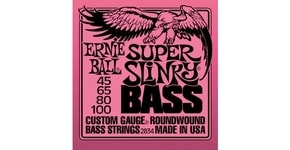 2834 Super Slinky Bass Nickel Wound .045 - .100