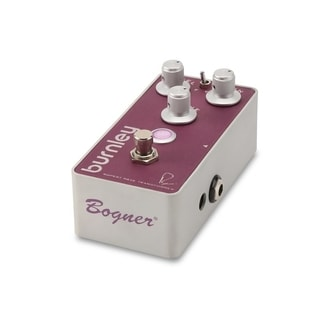 Bogner Burnley - Classic Distortion Pedal