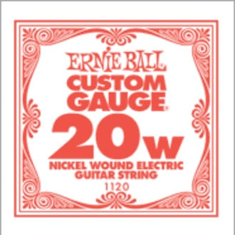 1120 .020 WOUND Single String