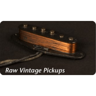 "Xotic Raw Vintage RV - 6264  ""Aged "" / 1 ks /"