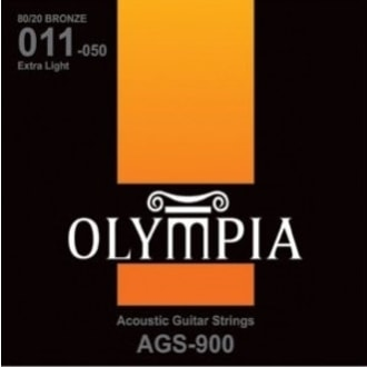 Olympia AGS900 Bronze 80/20 - 11  / 50 - akustické struny