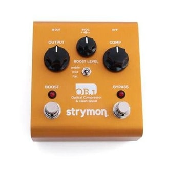 Strymon OB1 Optical Compressor / Clean Boost