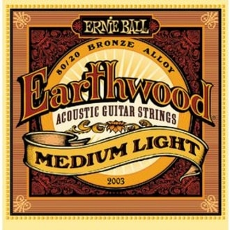 2003 Earthwood Medium Light .012 - .054 Acoustic 80/20 Bronze