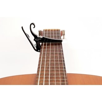 KYSER KGCB Capo Quick-change Black Classical