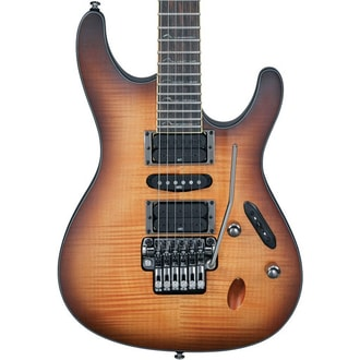 Ibanez S 770 FM Antique Burst Flat