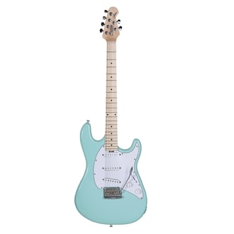Sterling By Music Man Cutlass - Surf Green
