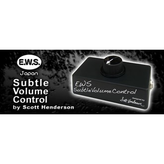 Xotic EWS Subtle Volume Control by Scott Henderson