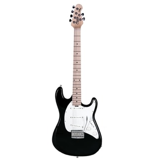 Sterling By Music Man Cutlass - Black