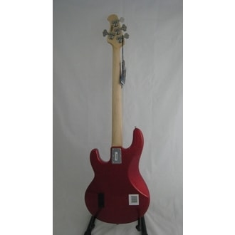 MusicMan Stingray 4 H Cardinal Red Premier Dealer Network Limited