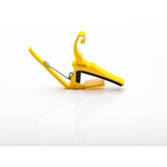 KYSER KG6Y Capo Quick-change Yellow Blaze