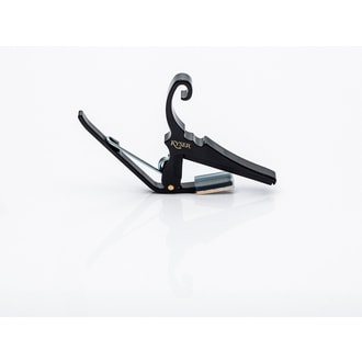 KYSER Capo Quick-change Ruby Red Classical