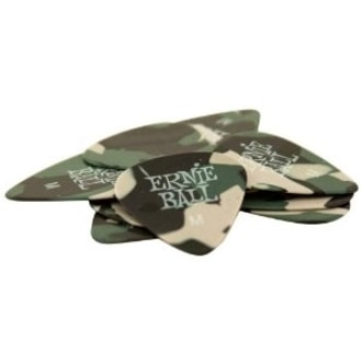 9223 Ernie Ball  Cellulose Camouflage 0.97mm Heavy - 12ks