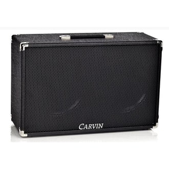 "Carvin 212V Box 2x12"" Carvin GT12 Speakers 200W"