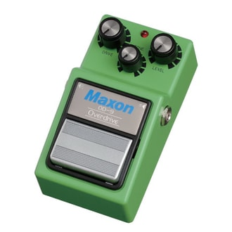 Maxon Nine Series - Overdrive OD9