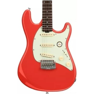 Sterling by Music Man Cutalss - Fiesta Red