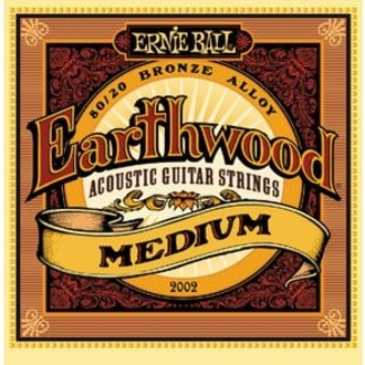 2002 Earthwood Medium .013 - .056 Acoustic 80/20 Bronze