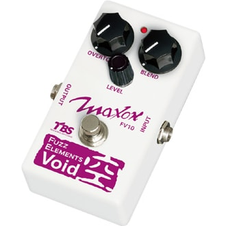 Maxon Fuzz Elements FV10 Void
