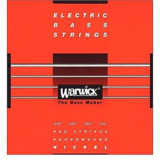 Warwick 42210 Red Label / 40 - 100 / Stainless Steel