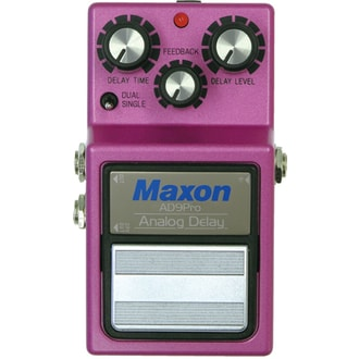 Maxon Nine Series - Analog Delay AD9Pro