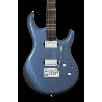 MusicMan LUKE 3 HSS Tremolo, Bodhi Blue, Roasted Maple Neck, Rosewood Fingerboard