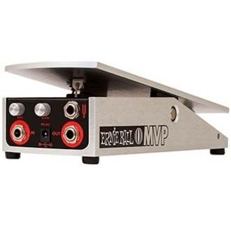 6182 Ernie Ball MVP - Volume + Overdrive Expression Pedal