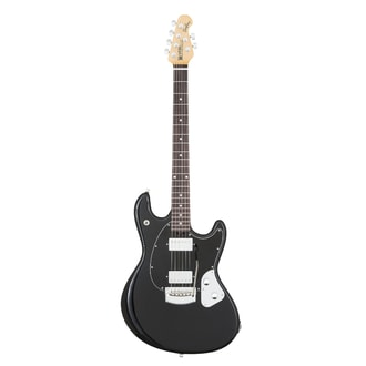 MusicMan StingRay Guitar HH, Black