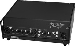 Acoustic Image Clarus 1 - 400W, 1 Channel head
