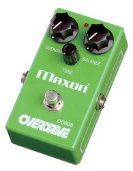 Maxon Reissue Series - Overdrive OD808
