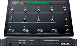 Voodoo Lab GCX Audio Switcher + Ground Control Pro Set