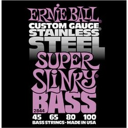 2844 Stainless Steel Super Slinky Bass .045 - .100