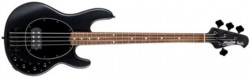 Sterling By Music Man RAY34 Stealth Black