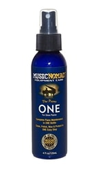 MusicNomad MN130 The Piano ONE - All in 1 Cleaner, Polish, Wax for Gloss Pianos